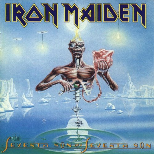 Iron Maiden Seventh Son Of A Seventh Son Import Arg