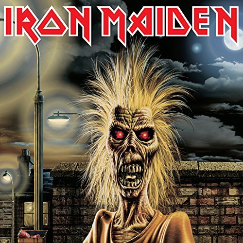 Iron Maiden Iron Maiden Import Eu