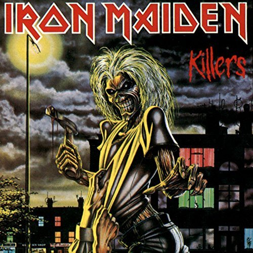 Iron Maiden Killers Import Arg
