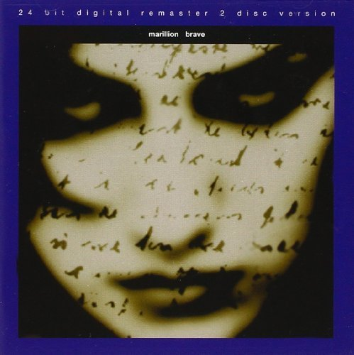 Marillion Brave 2 CD Set