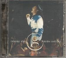 Brooks Garth Double Live 2 CD