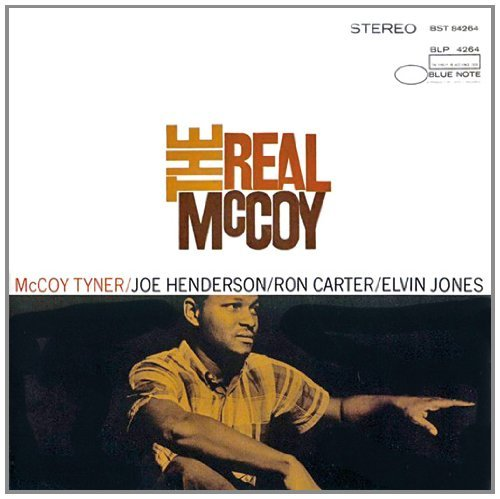 Mccoy Tyner Real Mccoy Remastered Rudy Van Gelder Editions
