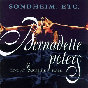 Bernadette Peters Live At Carnegie Hall