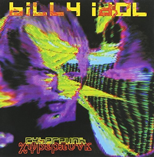 Billy Idol Cyberpunk