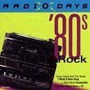 Radio Days 80's Rock Stray Cats Benatar Smithereens Radio Days