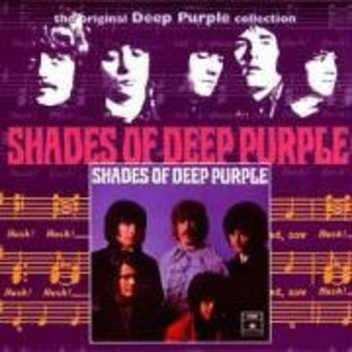 Deep Purple Shades Of Deep Purple Import Gbr