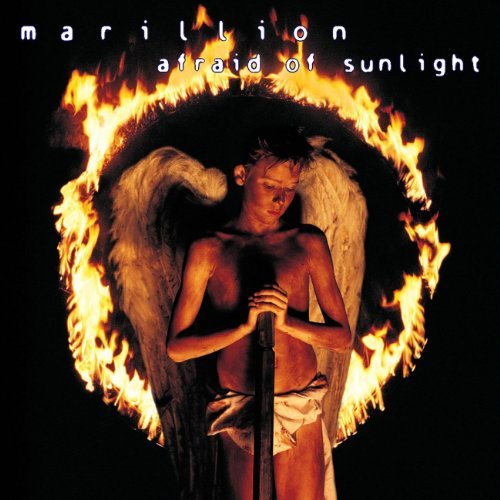 Marillion Afraid Of Sunlight 2 CD Set