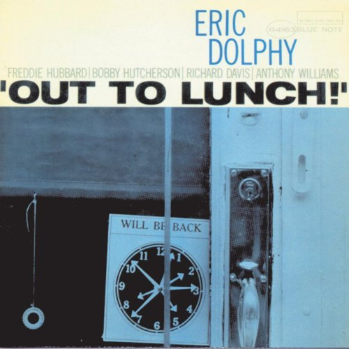 Eric Dolphy Out To Lunch Remastered Rudy Van Gelder Editions