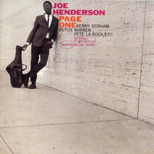 Joe Henderson Page One Remastered Rudy Van Gelder Editions