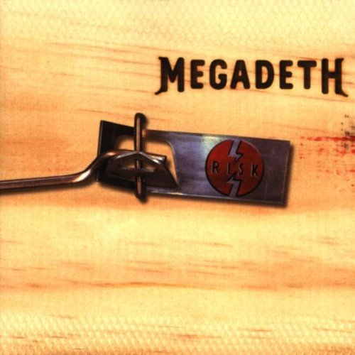 Megadeth Risk Enhanced CD