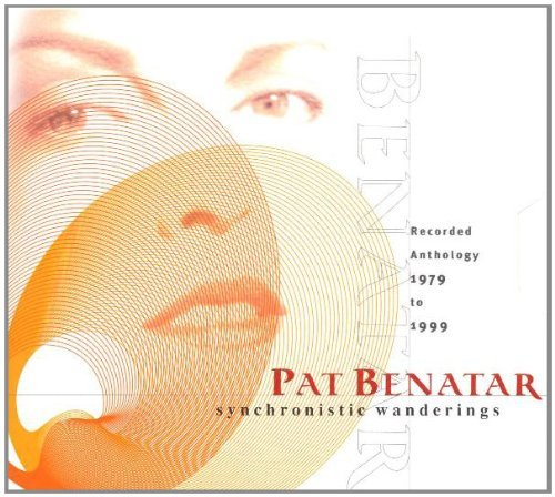 Pat Benatar Synchronistic Wanderings 3 CD Set