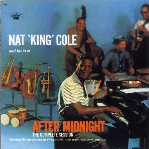 Nat King Cole After Midnight Sessions Remastered Incl. Bonus Tracks