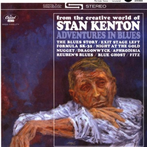 Stan Kenton Adventures In Blues Remastered Incl. Bonus Tracks