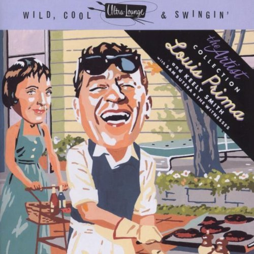Louis Prima Wild Cool & Swingin' 2 CD