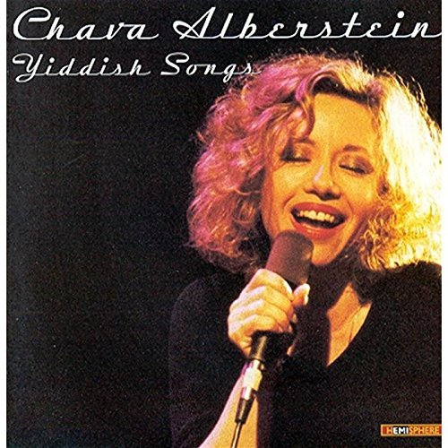Chava Alberstein Yiddish Songs Hemisphere Artists