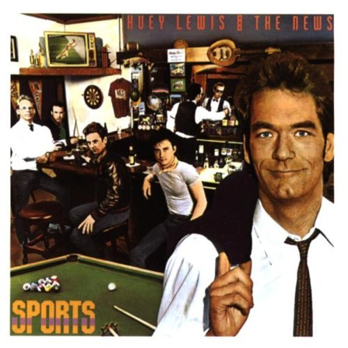 Huey & The News Lewis Sports Remastered Incl. Bonus Tracks