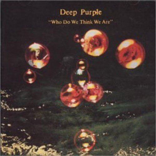 Deep Purple Who Do We Think We Are Import Eu Incl. Bonus Tracks