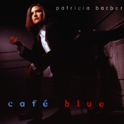 Barber Patricia Cafe Blue