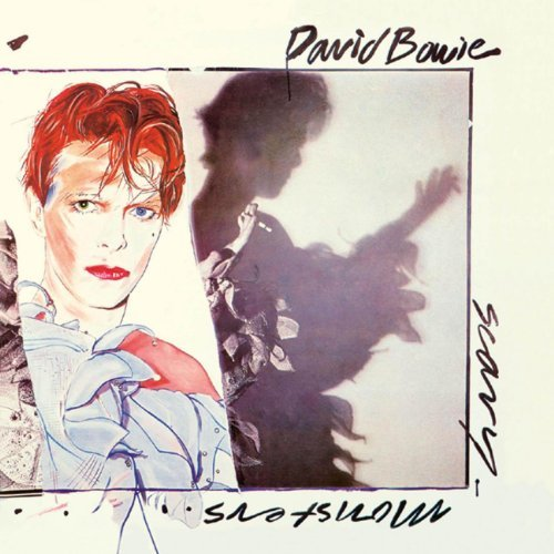 David Bowie Scary Monsters Import Eu