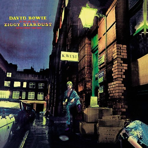 David Bowie Rise & Fall Of Ziggy Stardust Enhanced CD
