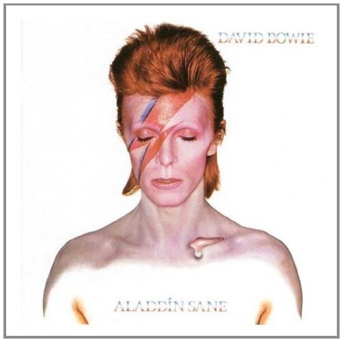 David Bowie Aladdin Sane Enhanced CD
