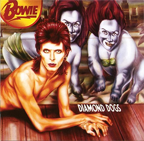 David Bowie Diamond Dogs Enhanced CD