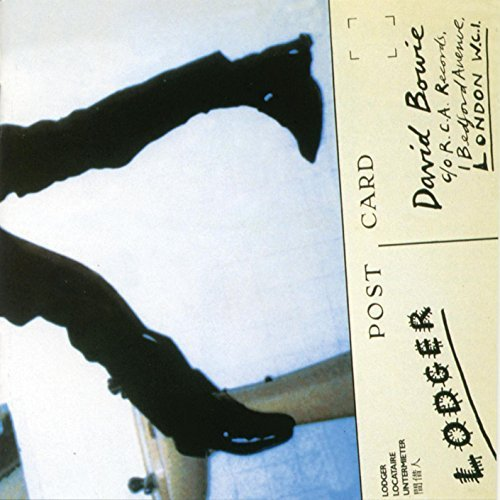David Bowie Lodger Import Eu
