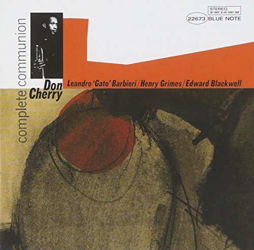 Don Cherry Complete Communion Remastered Connoisseur