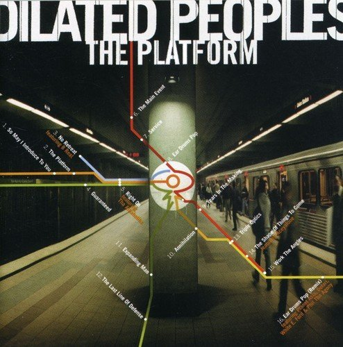 Dilated Peoples Platform Explicit Version Feat. B Real Aceyalone