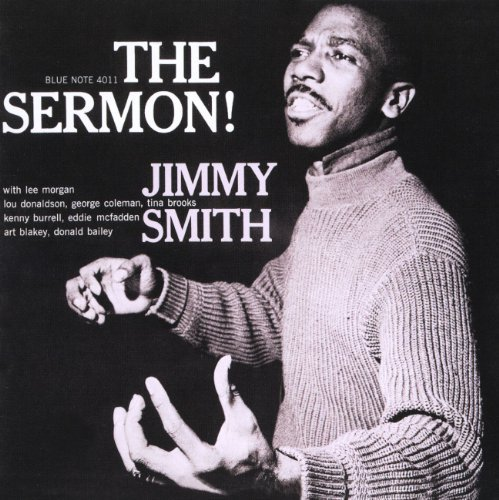 Jimmy Smith Sermon Remastered Rudy Van Gelder Editions