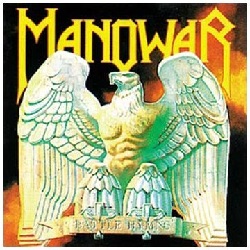 Manowar Classic Rock Battle Hymns Import Eu Remastered