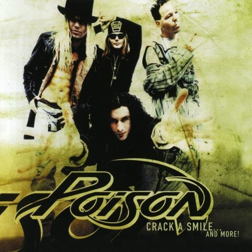 Poison Crack A Smile & More! Incl. Bonus Tracks