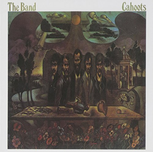 Band Cahoots Remastered Incl. Bonus Tracks Booklet