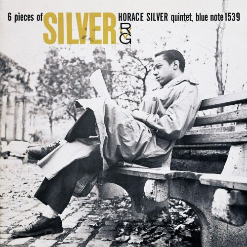 Horace Silver Six Pieces Remastered Incl. Bonus Tracks Rudy Van Gelder Editions