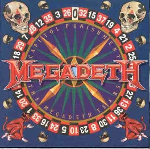 Megadeth Capitol Punishment Megadeth Y