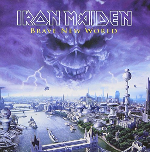 Iron Maiden Brave New World Import Arg