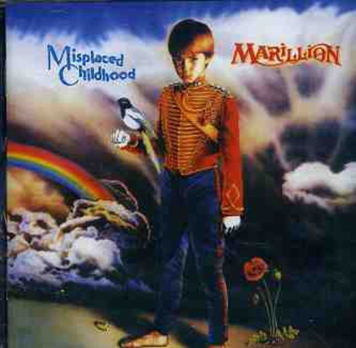 Marillion Misplaced Childhood Import Eu