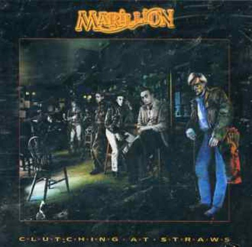 Marillion Clutching At Straws Import Eu