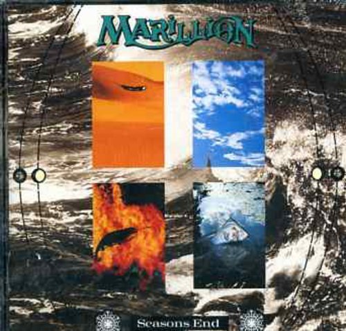 Marillion Seasons End Import Gbr