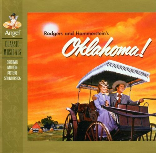 Oklahoma! Soundtrack Remastered Incl. Booklet Macrae Jones Grahame Nelson