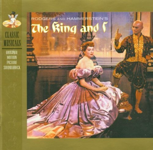 King & I Soundtrack Remastered Incl. Booklet Byrnner Moreno Sanders Rivas