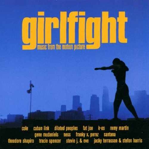 Girlfight Soundtrack Explicit Version Enhanced CD
