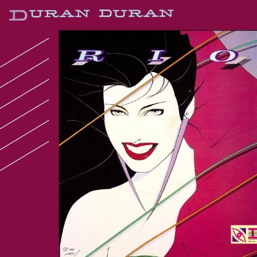 Duran Duran Rio Enhanced CD Remastered