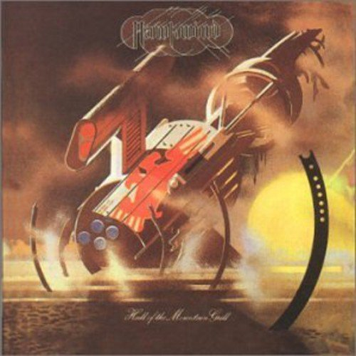 Hawkwind Hall Of The Mountain Grill Import Eu Incl. Bonus Tracks