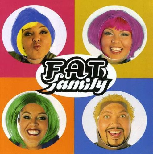 Fat Family Pra Onde For Me Leve Import Bra