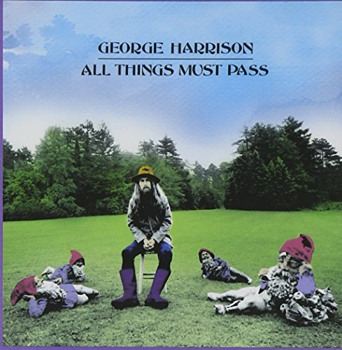 George Harrison All Things Must Pass Remastered 2 CD Incl. Bonus Tracks