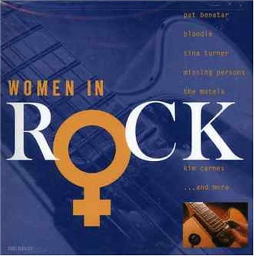 Women In Rock Women In Rock Blondie Missing Persons Turner