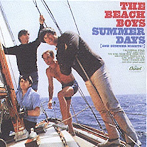 Beach Boys Today! Summer Days & Night Remastered 2 On 1 Incl. Bonus Tracks