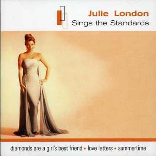 Julie London Sings The Standards Import Eu