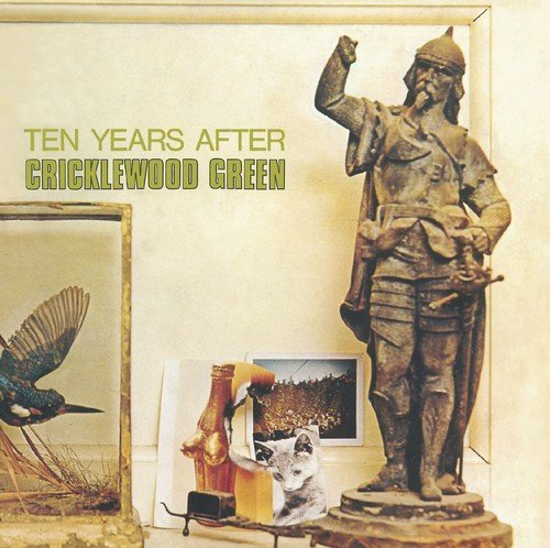 Ten Years After Cricklewood Green Import Net Remastered Incl. Bonus Tracks